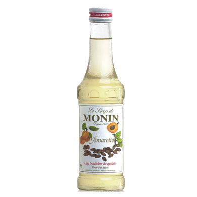 Monin Syrup - 25cl Amaretto
