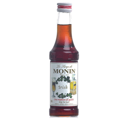 Monin Syrup - 25cl Irish Syrup