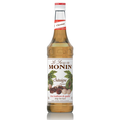 Monin Syrup - 70cl Chestnut