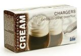 Liss Cream Chargers - Pack of 50