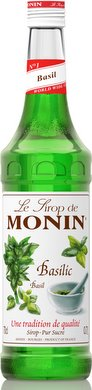 Monin Syrup - 70cl Basil