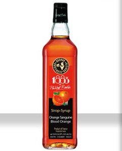 Routin 1883 Syrup - 1L Blood Orange