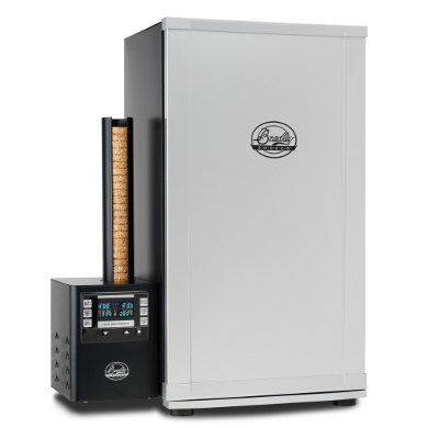 Bradley - 4 Rack Digital Smoker