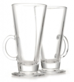 Eddingtons - Irish Coffee/Latte Glass - Set of 2 (8oz)