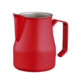 Motta - Teflon Coated Red Milk Foaming Jug (Europa) - 350ml