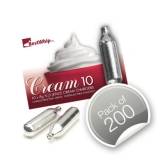 Best Whip Cream Chargers - Pack of 200