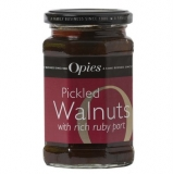Opies - Pickled Walnuts with Rich Ruby Port (300g)
