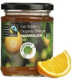 Traidcraft - Fairtrade Organic Orange Marmalade 340g