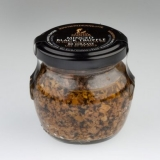 TruffleHunter - Minced Black Truffle  (T. Aestivum)  80gm