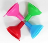Mini Silicone Funnel - Various Colours