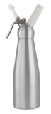 Mosa - Cream Whipper 1L (Silver with Metal Head)