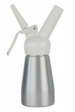 Mosa - Cream Whipper 1/4L (Silver)