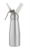 Mosa - Cream Whipper 1/2L (Silver with Metal Head)