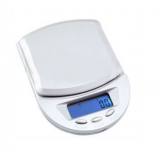 Pocket Digital Scales (500g x 0.1g) - Inc Disposable batteries