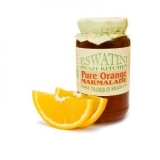 Eswatini Swazi Kitchen - Fairtrade Pure Orange Marmalade