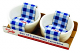 Tala - Set of 2 Porcelain Ramekins