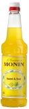 Monin Syrup - 1 Ltr Sweet & Sour (Lemon Sour Mix)