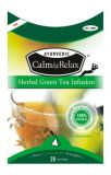 InnOrbit - Calm & Relax Herbal Green Tea Infusion (28 bags)