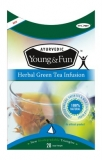 InnOrbit - Young & Fun Herbal Green Tea Infusion (28 bags)