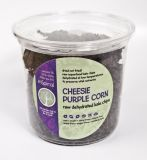 Raw Dehydrated Kale Chips - Cheesie Purple Corn 80g