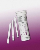 Test Strips, Sanitizing - Chlorine, 100 strips per vial
