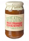 Eswatini Swazi Kitchen - Fairtrade Hot Mango Chutney (275g)
