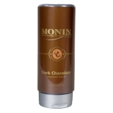 Monin Sauce - 500ml Dark Chocolate