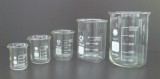 Academy - Glass Measuring Beaker 600ml (500ml)