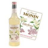 Monin Syrup - 70cl Elderflower