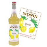 Monin Syrup - 70cl Lemon