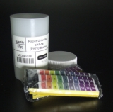 Pack of 10 books of Test Papers - Universal indicator pH1-pH14