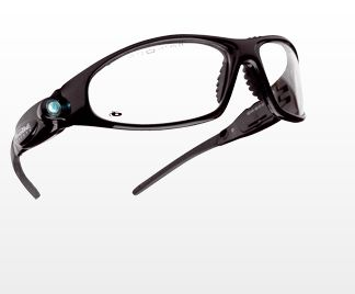 Boll� Galaxy - Safety glasses with LED lights