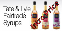 Tate & Lyle Fairtrade Syrups