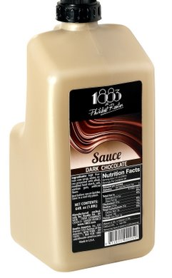 Routin 1883 Sauce - 1.89L Dark Chocolate