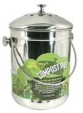 Eddingtons - Deluxe Stainless Steel Compost Pail