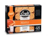Bradley - Smoker Bisquettes - Maple (Pack of 48)