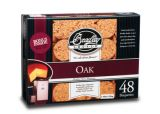 Bradley - Smoker Bisquettes - Oak (Pack of 48)