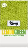 Cosy� Tea - Organic Sencha Green Tea with Lemon (20 bags)