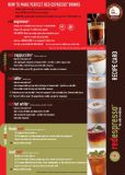 Red Espresso Recipe Card