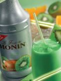 Monin Fruit Puree - 1 Ltr Kiwi