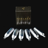 Perlage - Champagne-Grade CO2 Cartridges Pack of 6