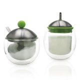Miam Miam - Pluto Klear Cream & Sugar Pot