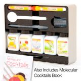 Biozoon - Cocktail Kit (Inc book &#39;Molecular Cocktails&#39; by Gabriele Randel)