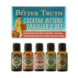 The Bitter Truth - Bitters Traveler�s Tin (100ml - 38.2% ABV)