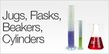Molecular - Jugs, Flasks, Beakers & Cylinders