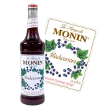 Monin Syrup - 70cl Blackcurrant