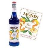Monin Syrup - 70cl Blue Curacao
