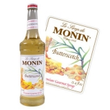 Monin Syrup - 70cl Butterscotch