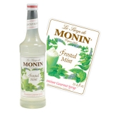 Monin Syrup - 70cl Frosted Mint