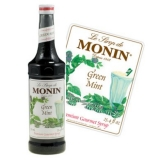 Monin Syrup - 70cl Green Mint
